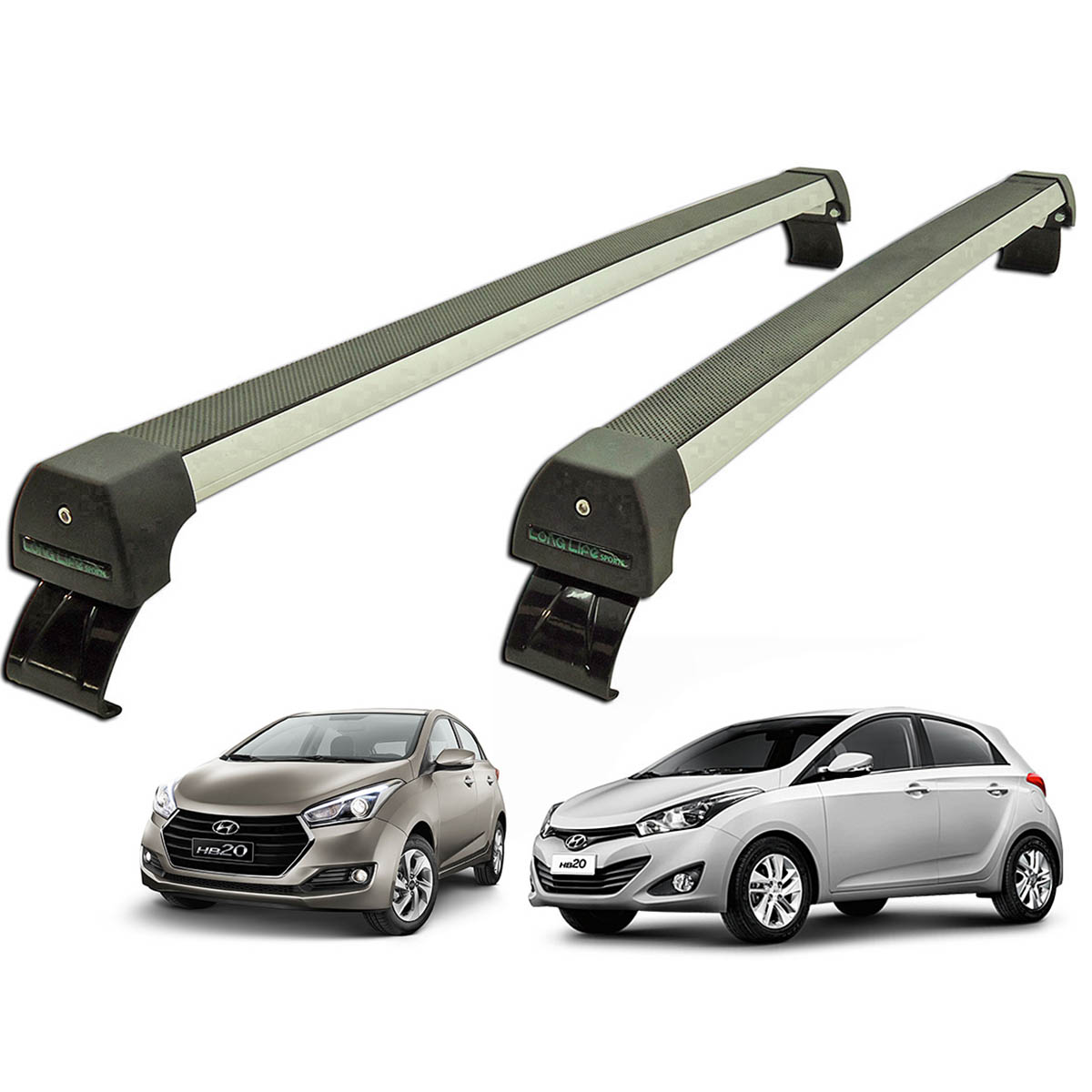 RACK HYUNDAI HB20 (HATCH e SEDAN) aaa